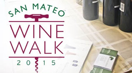 It Is Time for the 19th Annual San Mateo Wine Walk